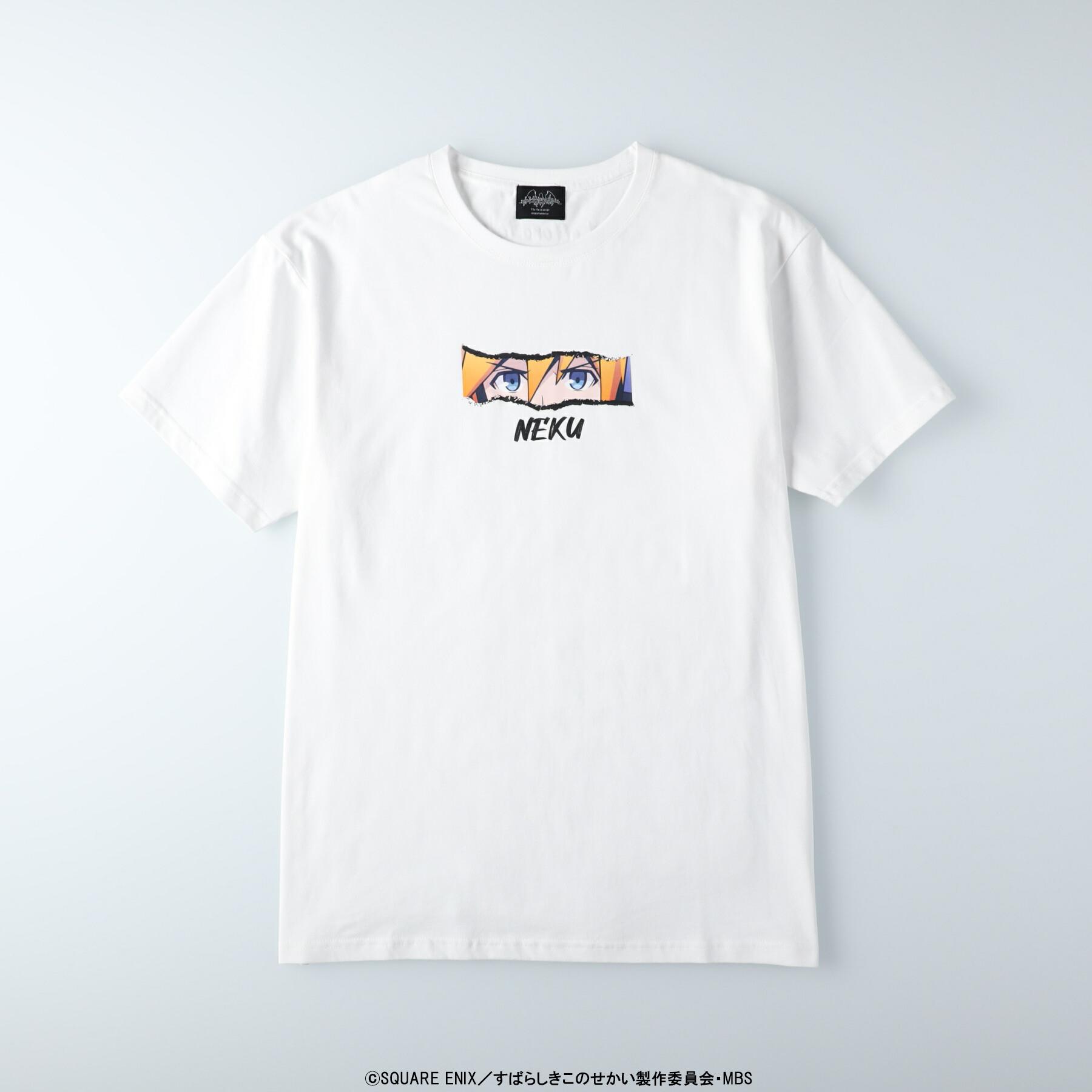 すばらしきこのせかいThe Animation × Right-on フロントキャラTシャツ