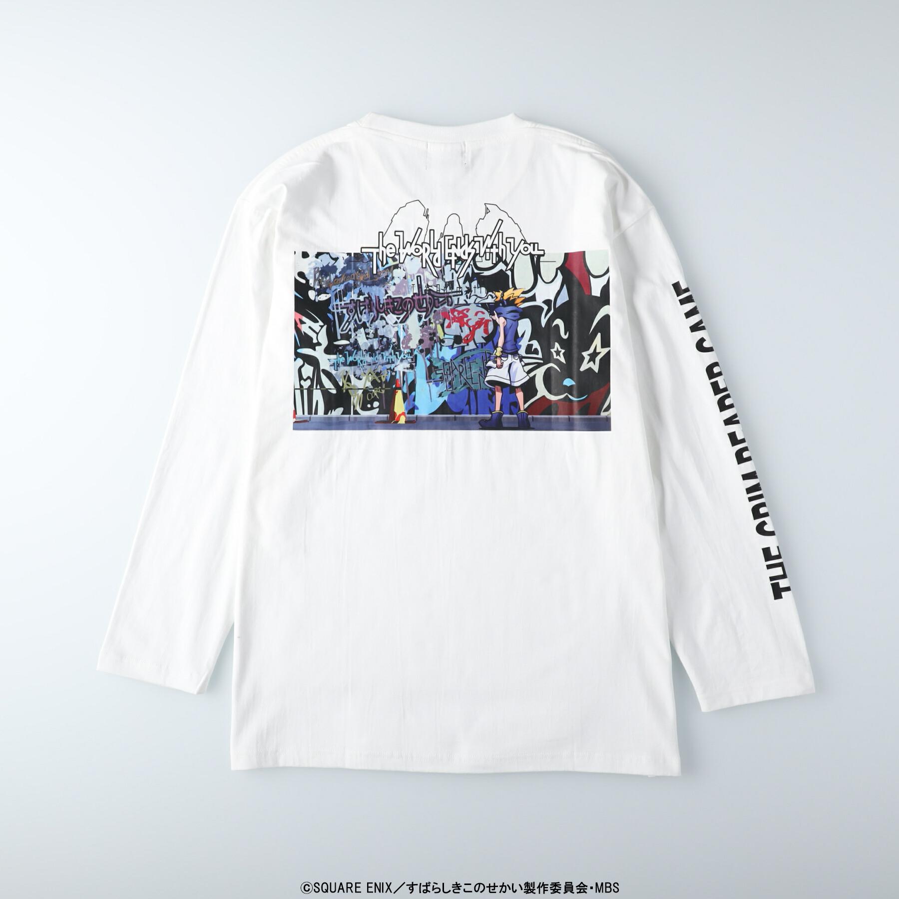 すばらしきこのせかいThe Animation × Right-on アートロングTシャツ