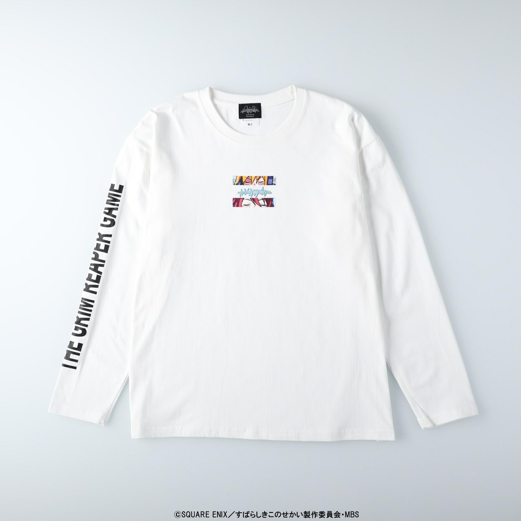 すばらしきこのせかいThe Animation × Right-on プリントロングTシャツ